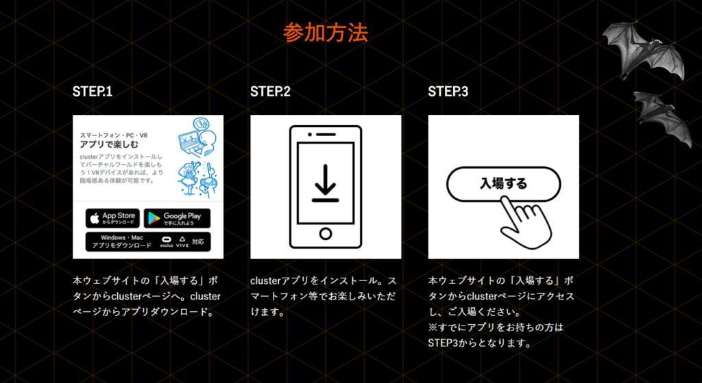 1バーチャル渋谷bishライブ開催!ハロウィン2020参加方法(入り方)|YouTube無料配信も