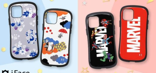 iPhone(アイフォン)12 アイフェイス(iFace)マーベル、ムーミンスマホケース発売!通販取扱、楽天
