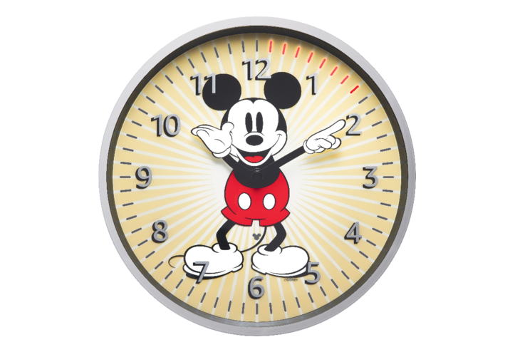 ミッキーアマゾンエコーコラボ壁掛け時計