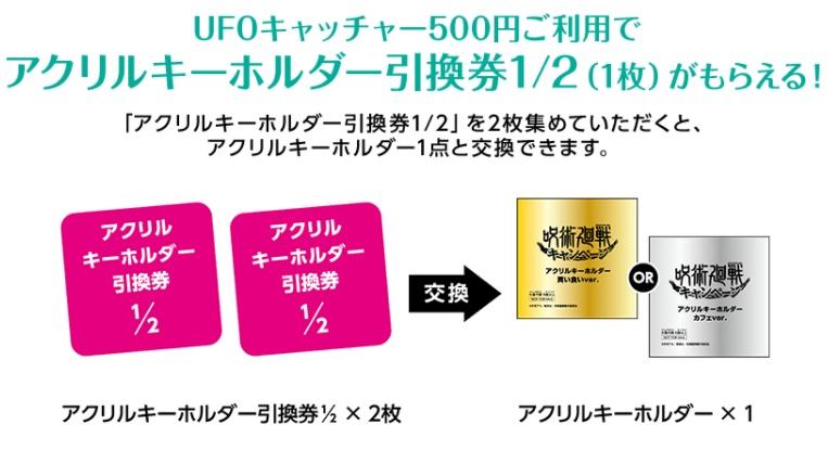 8「呪術廻戦×セガ」コラボ開催!じゅじゅつキャンペーンで貰えるグッズ