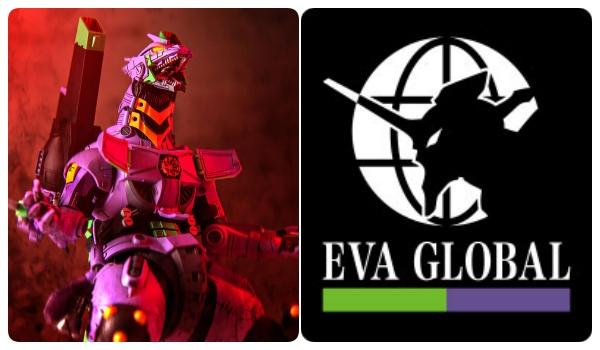 2「エヴァンゲリオン×ゴジラ」コラボグッズ予約・販売EVA GLOBAL 3式機龍エヴァ初号機カラープラモデル通販