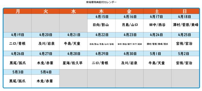 2「ハイキュー!!展」福岡会場(博多阪急)開催!日替わり来場者特典スケジュール・グッズ・チケット販売