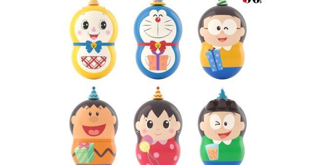 1ドラえもん「クーナッツ~50th anniversary~」予約・注文開始!グッズ(お菓子・食玩)通販・コンビニ取扱い