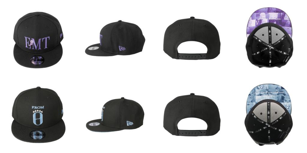 5「リゼロ×ニューエラ」コラボキャップ発売!グッズ(Reゼロから始める異世界生活×NEW ERA)帽子通販・取扱い情報