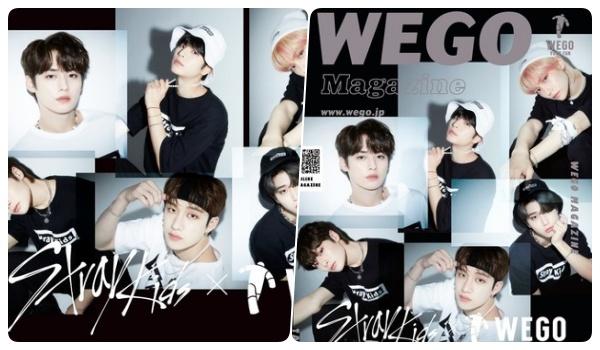 「Stray Kids(ストレイキッズ)×WEGO」コラボアイテム発売!Tシャツ・バッグ・帽子・ネックレスなど受注予約販売