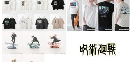 1「呪術廻戦×RAGEBLUE(レイジブルー)」コラボ先行予約!いつ?Tシャツ、アクリルスタンドなどグッズ販売・通販