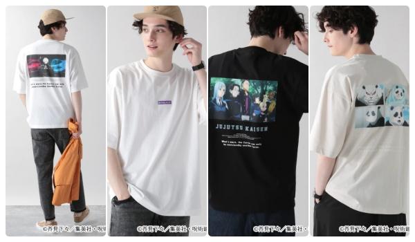 2「呪術廻戦×RAGEBLUE(レイジブルー)」コラボ先行予約!いつ?Tシャツ、アクリルスタンドなどグッズ販売・通販