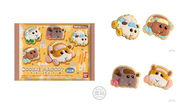 5PUIPUIプイプイモルカー「クッキーマグネットCOOKIE MAGCOT」予約・注文開始!グッズ(お菓子・食玩)販売・通販
