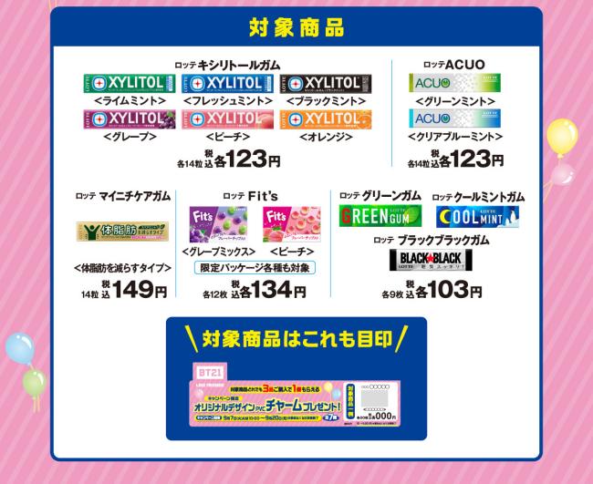 5BT21グッズ【ファミリーマート(コンビニ)】プレゼントキャンペーン開催!いつ?対象商品購入で缶バッジ・チャームが貰える!