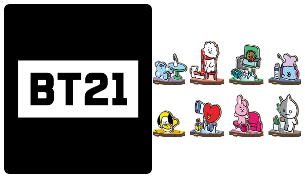 1BT21「MDFトイキット」予約・販売!いつ?木製グッズ通販・取扱い店舗|LINE人気キャラクター