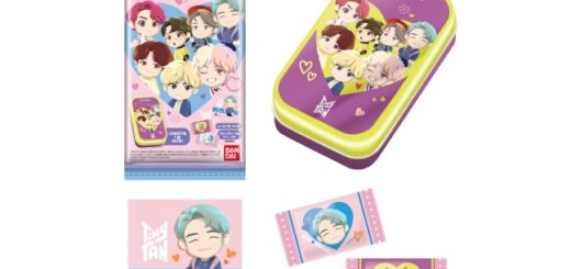1TinyTAN(タイニータン)「キャンディ缶コレクション」予約・販売!BTSグッズ(食玩・お菓子)通販・取扱い店舗|バンダイ